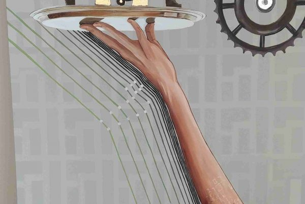 Toile intelligence artificielle restauration